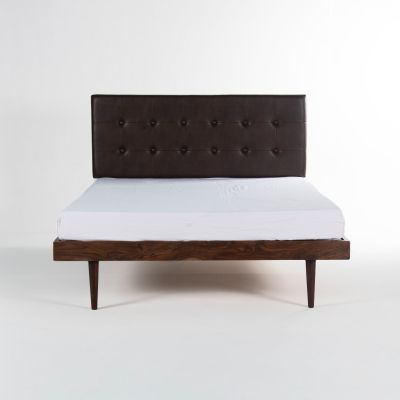 Bicasso upholstered Queen Bed