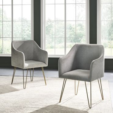 Barcelona Chair With Arms