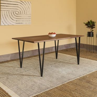Metric Dining Table 6 Seater
